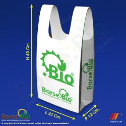 Misure borsa bio mini generica - Borse.Bio